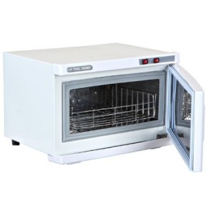 Radiant Hot Towel Cabinet Warmer with UV Sterilizer