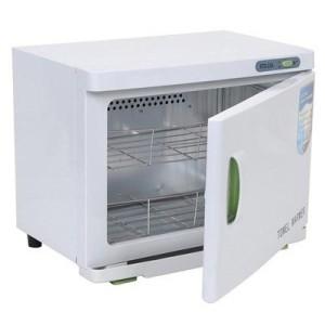 UV Sterilizer Towel Warmer Cabinet with Rack